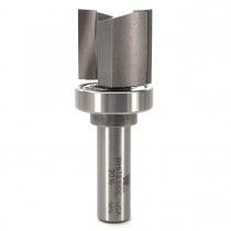 "1 1/8""D x 1""CL Template Bit w/Ball Bear Guide"