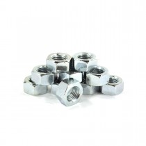 "1/2"" Hex Nuts - 10 pc. pack"