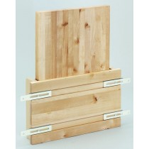 "12 1/2"" Door Mount Cutting Board"