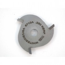 .250 Slotting Cutter (3 Wing)
