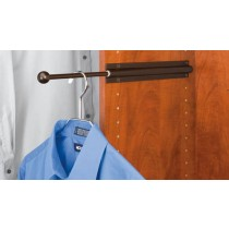 "12"" Standard Valet Rod (Oil Rubbed Bronze)"