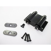 Double Magnetic Touch Latch (Black)