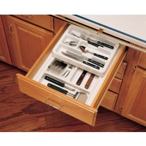 "11 3/4"" Half Cutlery Tray Set (Shallow)"