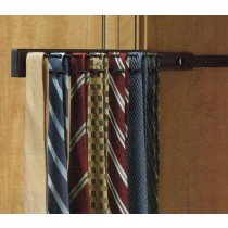 "14"" Tie Rack (Oil Rubbed Bronze)"