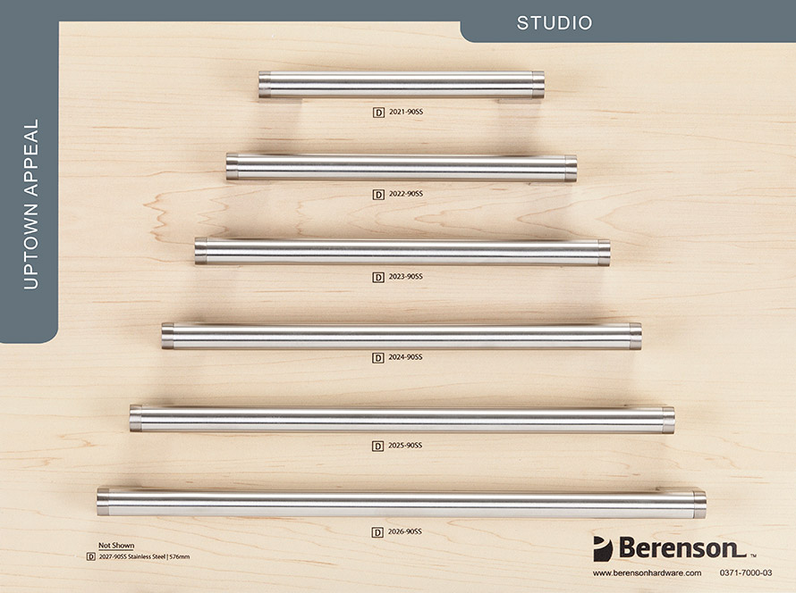 Studio Berenson Hardware Board