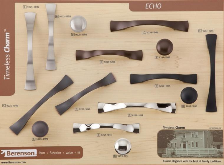 Timeless Charm Berenson Boards Decorative Hardware